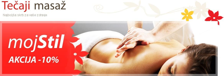 Tečaj masaže globokih tkiv