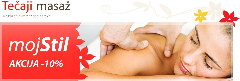 Tečaj klasične masaže