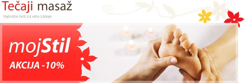 Tečaj refleksne masaže