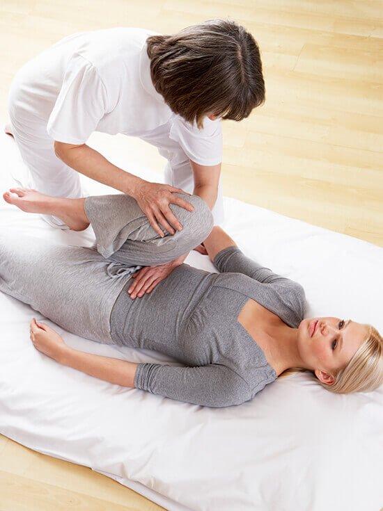 japonska masaža