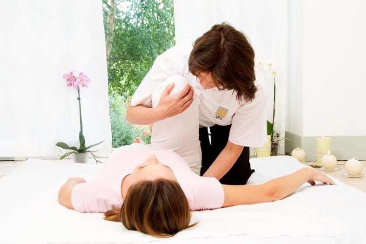 shiatsu japonska masaža