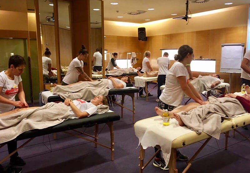 tečaj refleksne masaže v Ljubljani