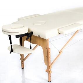 lahka prenosna masažna miza